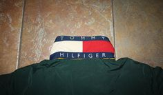 90s Tommy Hilfiger Jacket by FatsBuddahSpot on Etsy