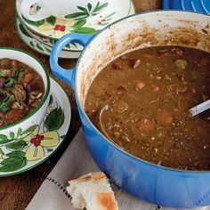 This chicken and sausage gumbo recipe from Paula Deen will warm you up all winter long.