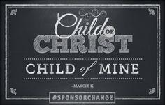 For Marcie, sponsorship means… www.compassion.com/sponsorchange #SponsorChange