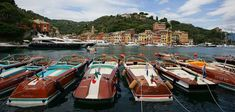 Riva Wooden Boats