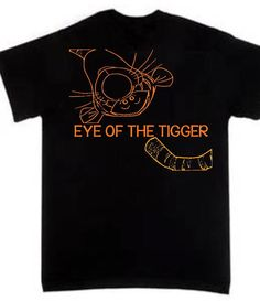 Eye of the Tigger by CavewomanDesign on Etsy