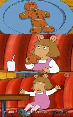 """20 Reasons D.W. Was The True HBIC Of """"Arthur"""""""