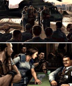 Top gaming accomplishment lately! Resident Evil Nemesis, Resident Evil Girl, Leon S Kennedy, Saga, Resident Evil Collection, Dino Crisis, Pokemon Waifu, Arte Robot, Evil Art