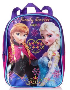 Black Friday 2014 Disney Little Girls' Frozen Anna Elsa Sisters Mini Backpack, Multi, One Size from Disney Cyber Monday. Black Friday specials on the season most-wanted Christmas gifts.