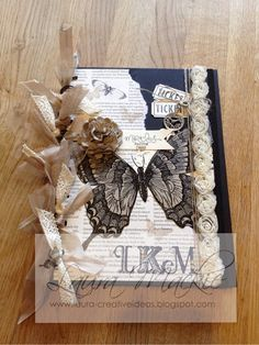 Stampin Up! Ideas & Supplies: creative notes....
