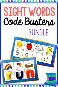 This is a fun literacy center for students to practice identifying initial sounds and spelling Dolch sight words (Preprimer, Primer, 1st Grade, and 2nd Grade words included)
