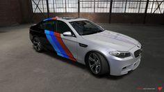 BMW M5 (prepa)