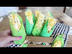 Popcorn Corn on the Cob Bags - Page 2 of 2 - Smart School House