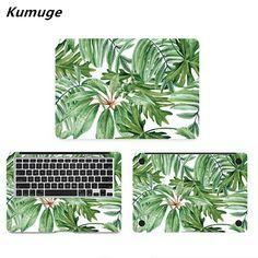 Full Set Leaf Laptop Sticker for Macbook Air Pro Retina 11 12 13 15 Notebook PVP Vinyl Decal Laptop Skin for Macbook Air 13 Skin