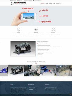 K&H Engineering website