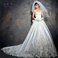 wedding dresses with long trains - Google Search