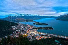 Queenstown, New Zealand, one of my favorite places Adventure Town, Adventure Is Out There, Montenegro, Places To Travel, Places To See, Queenstown New Zealand, New Zealand Travel Guide, New Zealand South Island, Dream Vacations