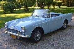 I had a friend once who bought a Sunbeam new.   1962 Sunbeam Alpine Series II