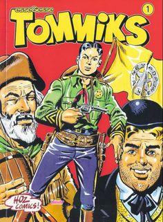 Biz onu Tommiks olarak tanıdık: Capitan Miki