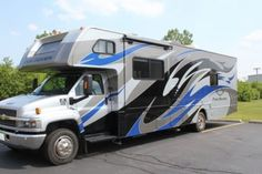 2008 Four Winds Bus Camper, Overhead Storage, Cab Over, Gasoline Engine, 34c, Motorhome, Recreational Vehicles, The Unit, Vacation