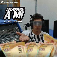 """(Sigueme en Instagram/LAEMINENCIAreal Esto es con los """"productores de radio"""" y todo lo que esté alrededor... Que ponen a DaddyYenkee a sonar toooooodo el dia sin que le paguen 1Bs. Y al #TalentoVenezolano lo explotan y estafan #AplaudemeAMi apláude a lo tuyo #Venezuela no seas borrego de esta práctica. Estreno #LyricVideo Link en mi perfil. Gracias @mystarimage por el video y @dannaxpadron por la colaboración  @laqadramusic  #LaEminencia #DileNoALaPayola #NoALaPayola #musicanueva #phantomON…"""