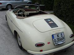 Porsche Speedster am Toblinosee, Italien #porsche #vintage