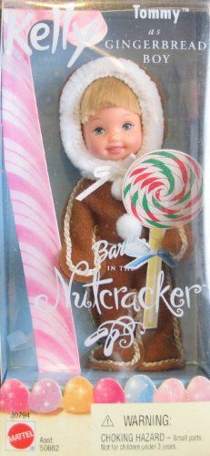 barbie in the nutcracker doll - photo #40