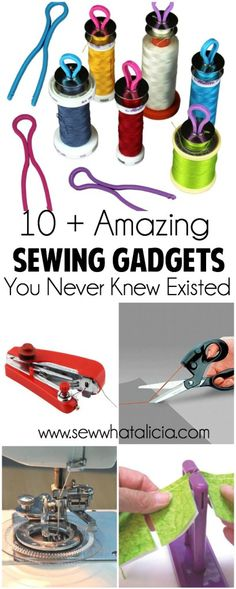 10+ Sewing Gadgets You Never Knew Existed   www.sewwhataliicia.com