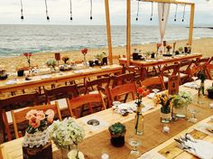 Leo - Roma's Beach Wedding Reception catered & styled by Auster's Catering & Events Planning.  Venue: Kota Keluerga, San Juan, Batangas, Philippines Date: Aug. 8, 2015
