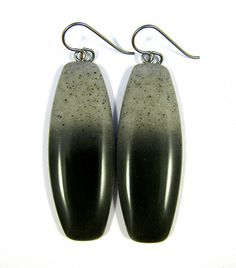 Black Ice Earrings | Flickr - Photo Sharing! SCDiva Lynda Moseley