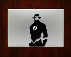 "Flash Super Heroes Decal Sticker Vinyl For Macbook Pro Air 13"" Inch 15"" Inch"