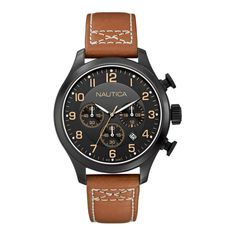 Nautica BFD 101 Chronograph Classic Watch
