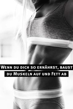 These fat burner foods build muscle and fat-Diese Fatburner-Lebensmittel bauen Muskeln auf und Fett ab Fat burner foods: If you eat this way, you will build muscle and fat - Fitness Workouts, Fun Workouts, Health And Nutrition, Health Tips, Health Fitness, Nutrition Guide, Holistic Nutrition, Fat Burning Drinks, Fat Burning Foods