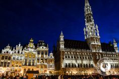 24 Hours in Brussels Belgium - A Cruising Couple