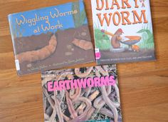 Lots of Worm Ideas including a few books to read