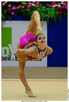 Victoria VEINBERG FILANOVSKY (ISR), Qualification 28èmes Grand Prix Internationaux GRS Thiais 2014