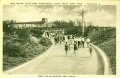 Old Long Island: Jones Beach state park