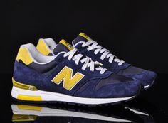 new balance 565 navy yellow 1 New Balance 565   Navy   Yellow