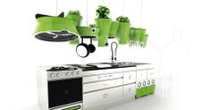 Designers criam cozinha que reaproveita água e recicla resíduos