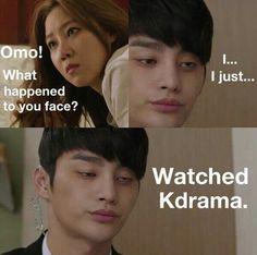 Hahahaha!! Soo true!! XDDD Master's Sun