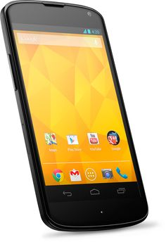 Nexus 4 by LG. One of the best Android smartphone this season Best Android Smartphone, Tablet Android, Android Apps, Wi Fi, Bluetooth, Quad, Latest Technology Updates, Mobile T, Mobile Phones