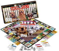 Dog Lovers Edition - Monopoly Wiki