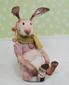 Bunny made by Glarchik, Łarisa Gawrikowa