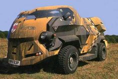 "This is labeled ""Judge Dredd Landy"" at hemmings.com"
