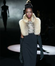 badgley mischka - mbfw 2013