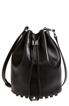 Alexander Wang 'Alpha' Leather Bucket Bag | Nordstrom