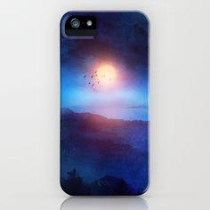 Tormenta Azul. iPhone & iPod Case by Viviana Gonzalez - $35.00