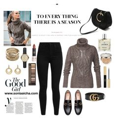 The right Season by soniaaicha on Polyvore featuring polyvore, fashion, style, Levi's, David Yurman, Burberry, Sole Society, Gucci, Urban Decay, Christian Dior, Yves Saint Laurent, Miller Harris and clothing