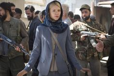 """Whoops! Find Out How Set Designers Snuck a """"Homeland Is Racist"""" Message into the Show"""