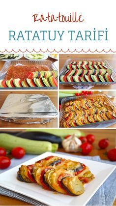 How to make Ratatouille Ratatouille? Delicious Recipes- How to make Ratatouille Ratatouille? Yummy Recipes Video Recipe was quickly added to our site. You can find the wonderful recipes we have prepared for you on our site. How To Make Ratatouille, Ratatouille Recipe, Soup Recipes, Snack Recipes, Cooking Recipes, Italian Chicken Dishes, Good Food, Yummy Food, Delicious Recipes