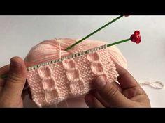 Minik yüzük örgü modeli #örgümodelleri #bebekörgüleri bebekler için çok güzel bir model - YouTube Knitting Videos, Crochet Videos, Baby Knitting Patterns, Knitting Stitches, Diy Bracelets Easy, Baby Sweaters, Crochet Designs, Fingerless Gloves, Arm Warmers