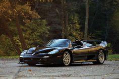 This Rare 1995 Ferrari F50 Is $3.5 Million Of Italian Exclusivity