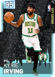 (149) Custom Cards - 2KMTCentral Basketball Quotes, Basketball Cards, Basketball Players, Kyrie Irving Celtics, Nba Quotes, Nba Wallpapers, Boston Sports, Bugs Bunny, Nba Players