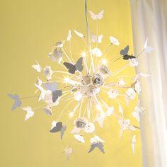 """Deckenleuchte """"Butterflies"""""""