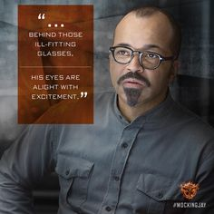 What new gadgets can we expect from Beetee? #Mockingjay